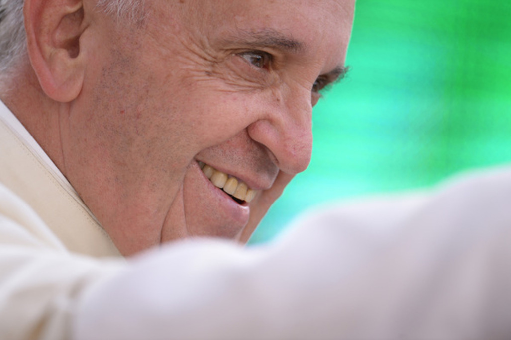 """قداسة الحبر الأعظم """"البابا فرنسيس"""""""